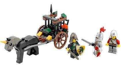 Lego Castle, 7949 - 7950 -4816