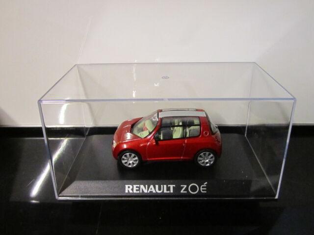 RENAULT ZOE - ESC.-1/43 - CONCEPT CARS COLLECTION - ALTAYA
