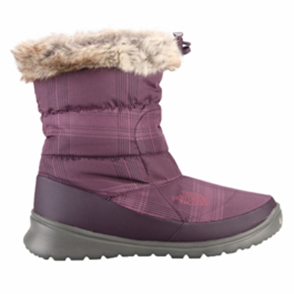 The North Face Nuptse Bootie , Fur IV Boot Winter , Bootie Water Resistant Boots UK 8 40616e