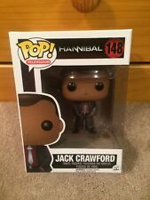 NEW-Funko POP! Television Hannibal Jack Crawford Vinyl Action Figure 148