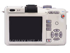 "ACMAXX 2.7"" HARD LCD SCREEN ARMOR PROTECTOR Olympus PEN Lite E-PL1 E-PL1s EPL1s"