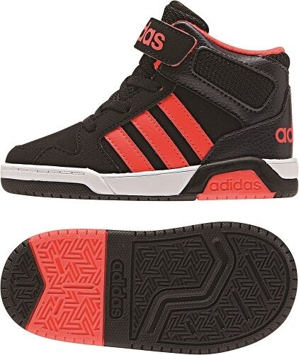 Inf Bb9tis Mid 0cm El Adidas Eur23 Hasta Aw5117 013 Tobillo Blanco 4ExdpPw