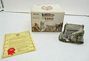 Lilliput Lane Sawrey Gill 1985 - 1992 Inglaterra Colección En Miniatura Hechas a Mano