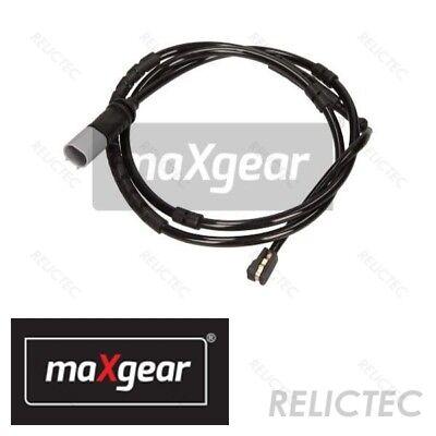 1x Fits BMW 3 Series F31 318d Mintex Rear Brake Pad Wear Indicator Sensor