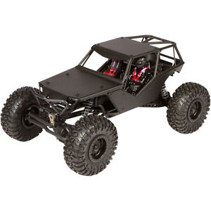 black aluminum axial wraith body panel kit ax04027 ebay