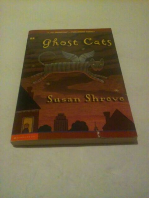 Ghost Cats by Susan Richards Shreve