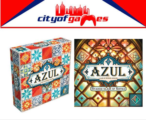 Blau & Blau Stained Glass of Sintra Board Game Bundle Brand New