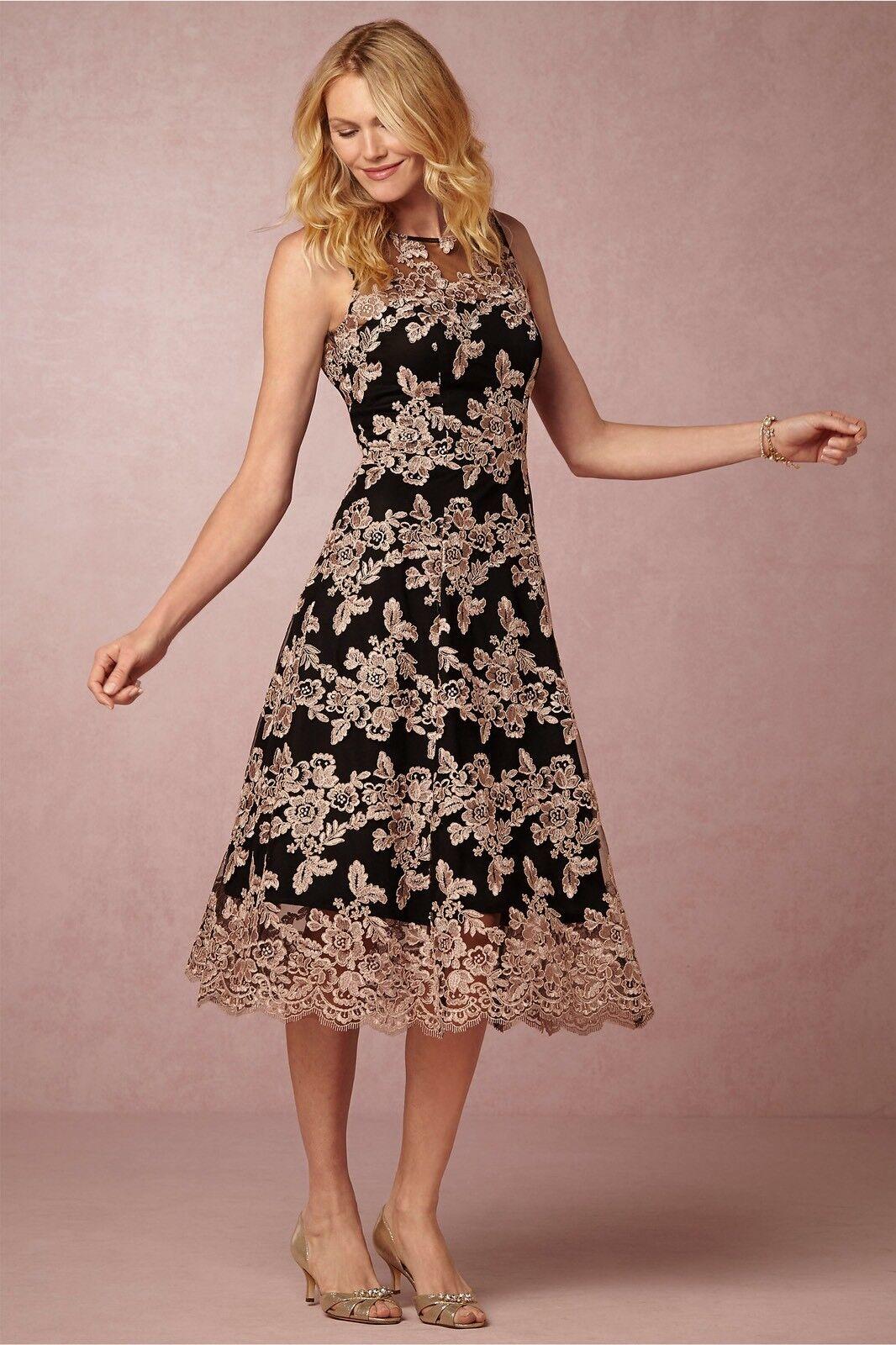 Anthrppoligie BHLDn Tonya Dress By Hitherto Size 6