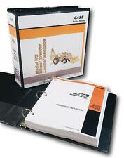 Case W3 420b Wheel Tractor Loader Backhoe Service Shop Technical Manual Repair