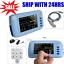 thumbnail 1 - Medical ICU Portable Touch Palm Patient Monitor ECG NIBP Spo2 PR Temperature USA
