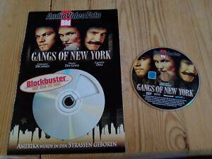 Gangs-of-New-York-Audio-Video-Foto-Bild-DVD-ohne-Huelle-gut-bitte-lesen