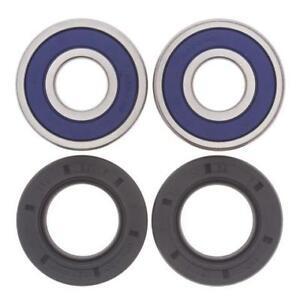 Yamaha FZ09 2014-2017 Front Wheel Bearings And Seals