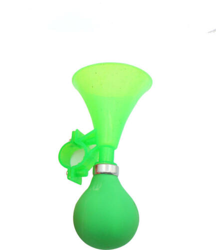 15*5*7CM Kids alarm Bell Cycle Hooter Children Bicycle Squeeze Horn Hooter #EX1