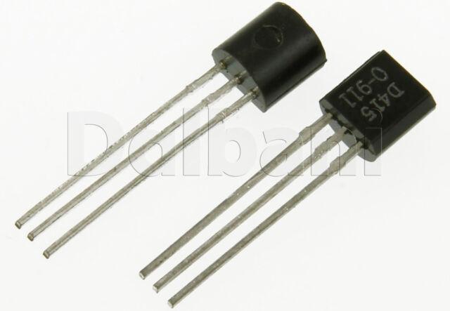 2SD415Q Original New NEC NPN Transistor D415Q