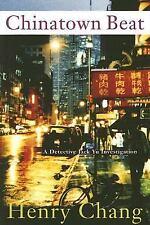 Chinatown Beat (Detective Jack Yu)-ExLibrary