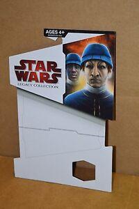 Cloud City Wing Gd - Collection Star Wars Legacy # bd50 - Carte de preuve prototype 2009