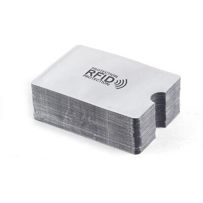 10x Rfid Schutzhülle Etui Kreditkarte Ec-karte Hülle Kartenhülle Ausweis Blocker Attraktive Designs;