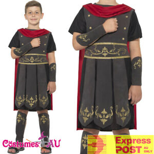 Boys-Gladiator-Roman-Soldier-Costume-Hero-Greek-Warrior-Book-Week-Kids-Medieval