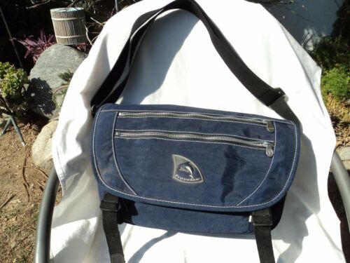 Dolphin Bag Messenger 1967 Travelon Collection Navy 9IEDHW2