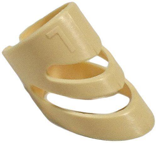 einzeln Fingerplektrum Alaska Pik Plastic Finger Pick Extra Large