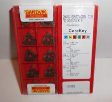 Sandvik Wendeplatten 266RG-16MMO1A075M 1125 Wendeschneidplatten ***Neu***
