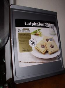 Calphalon-Nonstick-Bakeware-Cookie-Sheet-14-inch-by-17-inch-NEW
