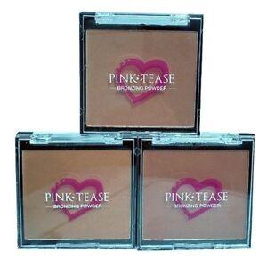 PINK-Tease-bronzatura-polvere-pressata-Abbronzante-Fard-Contorno-13-G