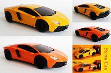 New Kids/Child Radio Control 1:16 Scale Racing Speed Concept Car Light UK Stock