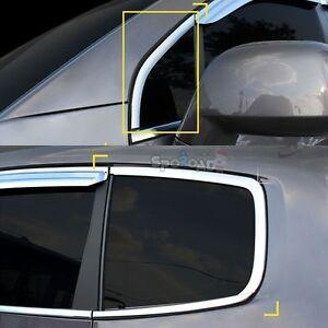 //////// 2011 ~ on Chrome A/&C-Pillar Molding Trim  For Chevrolet  Orlando