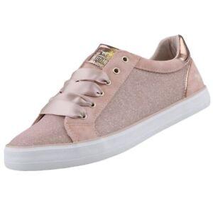 Nouveau Bowknot Chaussures à lacets Chaussures Richelieus Sneaker Mustang Femmes 8gqpr8