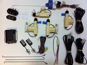 For-VW-T4-Designer-3dr-amp-Twin-Rear-Central-Locking-Kit-amp-Keyless-Entry-Brand-New