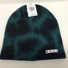6712c87f538 item 2 Neff Unisex Daily Wash Teal Black Beanie Rib Knit Hat Cuff Winter  Snow -Neff Unisex Daily Wash Teal Black Beanie Rib Knit Hat Cuff Winter Snow
