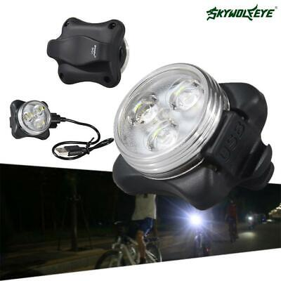 60000LM MTB LED BYCICLE Front Lamp Bike Riding Headlight 3Modes Lamp Waterproof