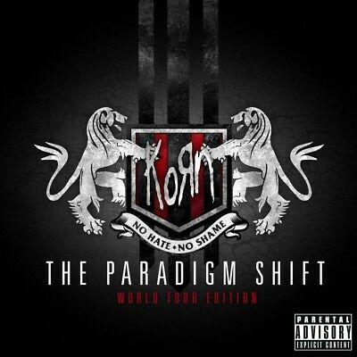 KORN THE PARADIGM SHIFT (WORLD TOUR EDITION) 2 CD NEW! 813985012254 | eBay