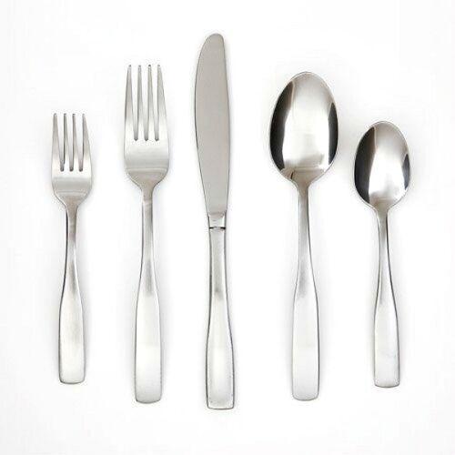 Madison Satin Cambridge Silversmiths Spoons Forks Knives 20-piece Flatware Set