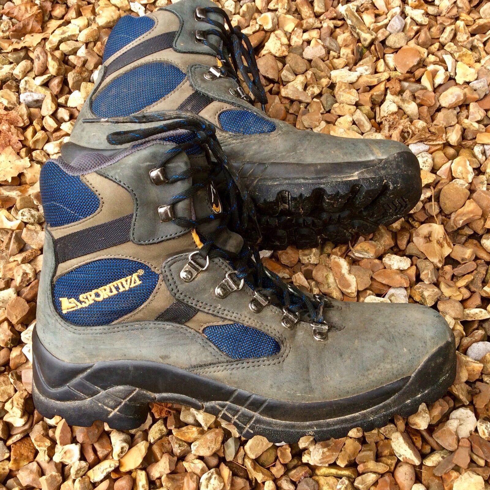 La Sportiva Mountain Hiking Trail Specialist Unisex Stiefel US 9.5 UK 7.5-8