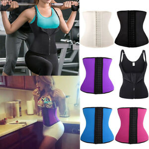 0b26fafcfc8aa Image is loading Sport-Waist-Cincher-Shaper-Sauna-Belt-Underbust-Shapewear-