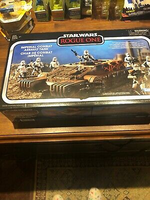 Star Wars The Vintage Collection Rogue One Imperial Combat Assault Tank New MISB