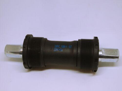 127mm 68mm square taper Bottom Bracket for steel frame sealed Pashley