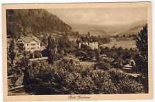 View from Bad Kudowa/Kudowa-Zdroj, Germany/Poland, 1920s