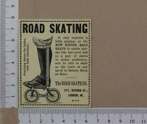 The-Road-Skate-Company-Genuine-Antique-Victorian-Print-1897-A01