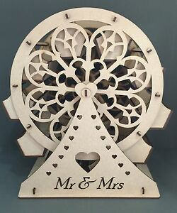 Y35-XL-WEDDING-DAY-Sweet-Stand-HOLDER-Carousel-FERRIS-WHEEL-Party-Table-Display