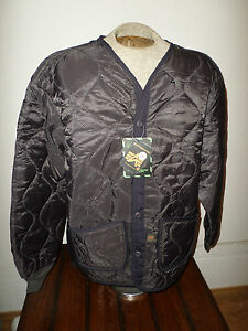 new lower prices rock-bottom price best sell Details about U.S MILITARY M-65 FIELD JACKET LINER ALPHA INDUSTRIES MADE IN  THE U.S. ALS/92