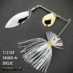 Bassdozer-spinnerbaits-FINESSE-1-2-oz-H-SHAD-A-DELIC-spinnerbait-spinner-baits