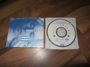 QUEENSRYCHE-Silent-Lucidity-OOP-1990-EUROPEAN-CD-single-2-live-tracks