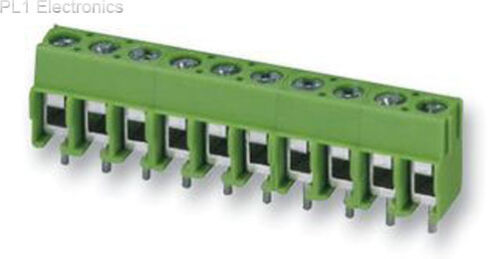 PCB 5way VITE 5.0 mm PHOENIX CONTACT-TP1,5 // 5-5.0-H-termine di un blocco