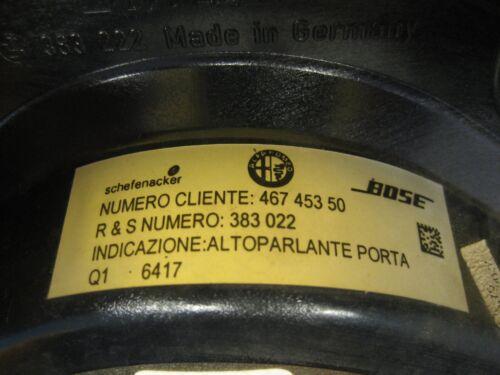Hi mitteltöner Tweeter Box li Div por ejemplo altavoces Bose re vo alfa GT 937
