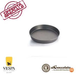 TEGLIA-TORTIERA-TONDA-LISCIA-26-x-4-2-cm-VESPA-DOLCI-TORTE-TORTA-20826-DOLCE
