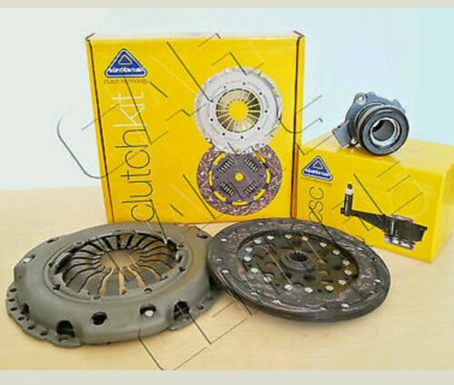 FOR VAUXHALL ASTRA CORSA COMBO MERIVA 1.7 CLUTCH KIT PLATE CONCENTRIC BEARING
