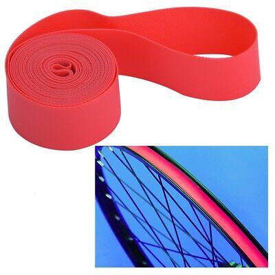 2x Bicycle Bike Inner Tube Pad Rim Tire Liner Cushion Rim Strip Tape Tools New